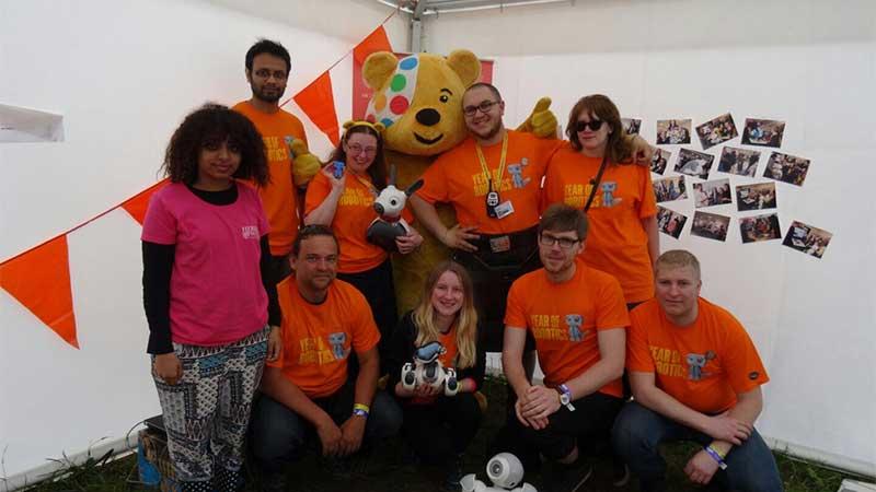 Student news | Edinburgh Centre for Robotics
